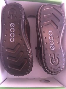 Ecco shoes souliers pour Fillette