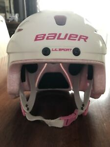 Casque patin fille