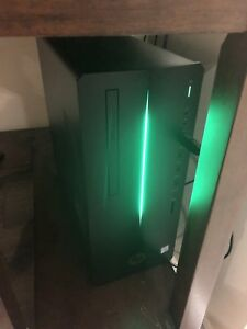 HP Pavilion Gaming PC (Intel Core i7-8700/3TB HDD/256GB SSD/16GB