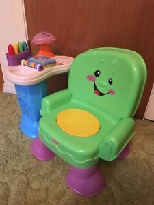 Toddler play chair
