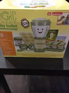 Magic Baby Bullet (NEVER USED)