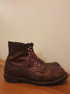 Red Wing Iron Ranger  Boots US 7