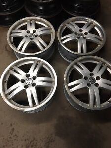 VW Long Beach rims