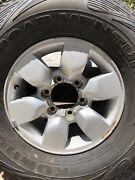 SR5 Hilux alloy rims Park Ridge Logan Area Preview