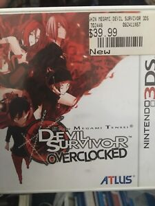 Devil survivor overlock 3ds