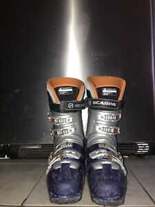Ski boots — two pair toe sizes