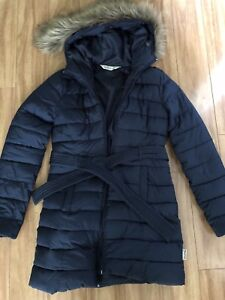 Hollister Navy Jacket Size Small