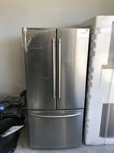 "Samsung 30"" Stainless Steel Fridge - BRAND NEW"