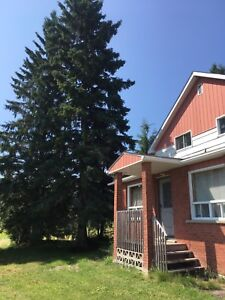 Country home and property for sale