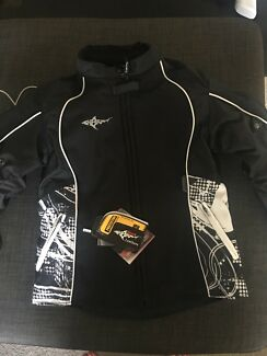 Shark Motorcycle Leathers & Accessories Jacket