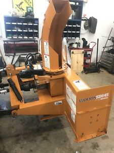 Snow blower woods 64 inch