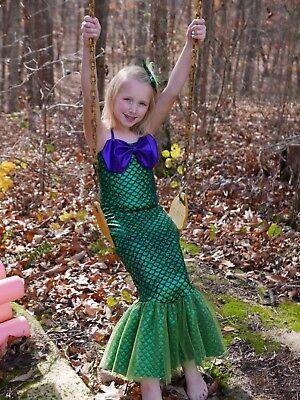 Mermaid Dress; Mermaid Costume; Fast Shipping! - Costumes Fast Shipping