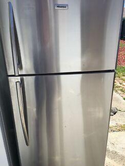 Hisense 460L fridge Free delivery