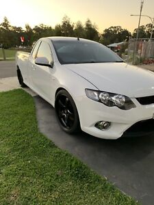 2009 Ford Fg xr6 Turbo Ute
