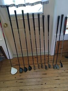 LH set of Golf Clubs for sale $300.00 OBO