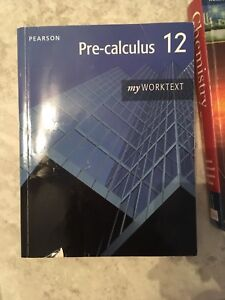 Text books for sale!