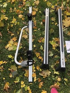 BMW Roof Rack and Bicycle Rack