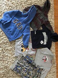T4 sized clothing