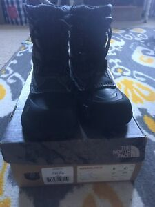 The North Face winter boots size 11