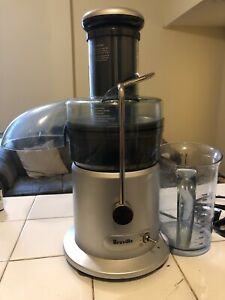 Breville Juicer very powerful.