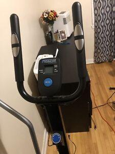 Machine de cardia elliptique et cerceau à vendre