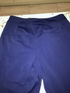 Lululemon size 2, women's navy pants, like new