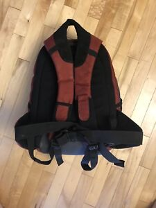 Salomon back pack