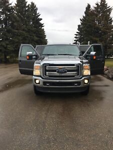 F350 Super Duty Lariat 4x4 6.7 Power Stroke B20