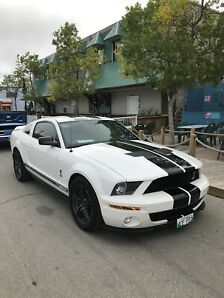 2009 FORD SHELBY GT500 35,000 Kms