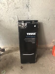 Thule bicycle rack never used