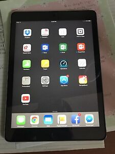 iPad Air 2 - 128GB with cases