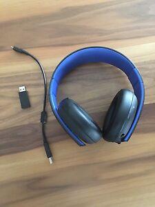 Sony Gold PS4 headset écouteur