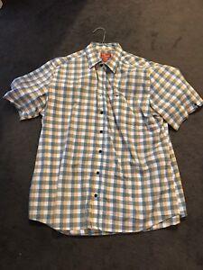 2 x RM Williams short sleeve shirts XXL