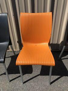 Nardi Italian Stacking Side Chairs