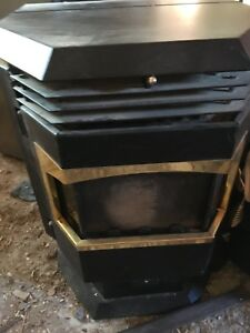 Wood stove and pellet stove