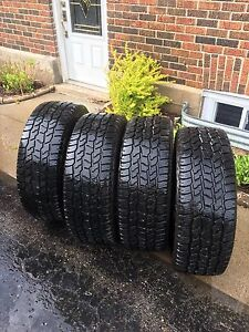 """Cooper Discoverer AT-W   33""""x10.8""""x20.     275/60r/20 tires"""