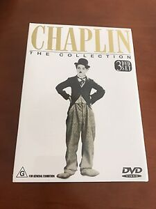 Chaplin the collection DVD Munno Para West Playford Area Preview