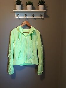 Lululemon and Lorna Jane, size 8/M, women's jackets