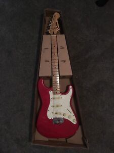 IMPORTED JIM HARLEY GUITARE