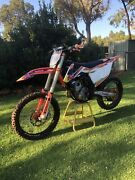 2016 sxf 250 Gidgegannup Swan Area Preview