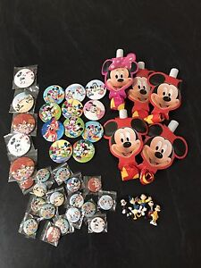 Mickey Mouse Party items all for $3 Belmont Brisbane South East Preview