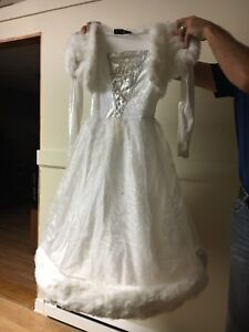 Snow Princess /good Witch Costume for sale