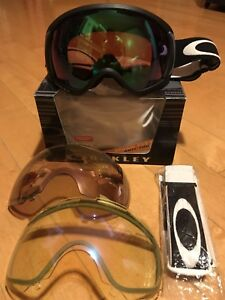 Oakley Canopy Asian Fit Snow Goggles