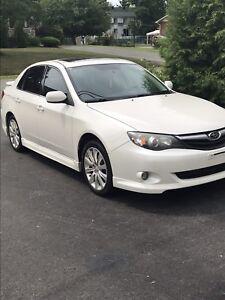 Subaru Impreza limited 2011