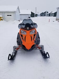 2008 f8 lxr with trailer and 18/19 trail permit !