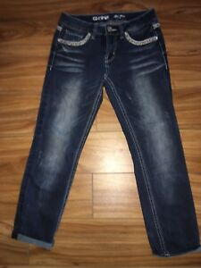 Denim Capris , warehouse one size 27