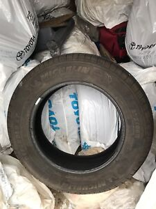 Winter tires Michelin 225/65R17