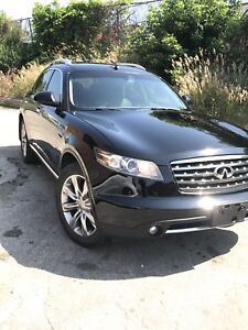 2006 Infiniti FX45 AWD! Fully Loaded!! Luxury And Powerful!