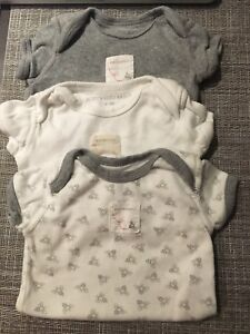 ***Organic Baby Clothes 0-3 mths***
