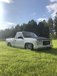 89' gmc 1500 on air ride suspension make offer $$
